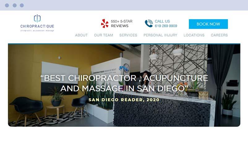 Chiropractique